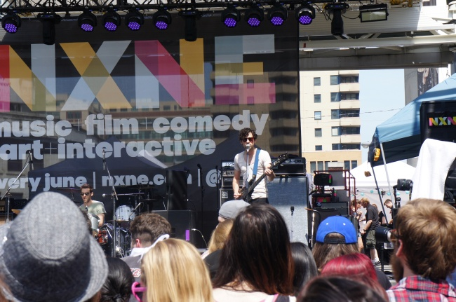 We Are Scientists NXNE 2013