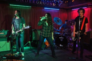 Weekend Riot Club CMW 2014 Underground Garage