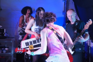 Quad Rock Spin Class, Goodnight, Sunrise May 10, 2014