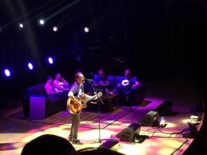 Matthew Good (Not-So-Private Banter) at Massey Hall, 09/20/14 Photo Credit: Emma Mitchell (@emmit643)